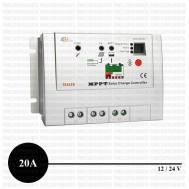 Controller MPPT 20A 12/24V