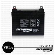 Baterai VRLA SMT 12V 33Ah