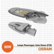 Lampu PJU LED 60 Watt OSRAM (AC/DC)