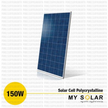 Jual Solar Cell 150 WP Polycrystalline