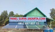 Jual Panel Surya Kota Pasuruan Jawa Timur  | HP : 0812-837-837-22