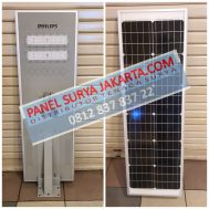 Lampu PJU Solar Cell Philips 40 watt